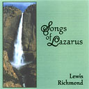 Songs of Lazarus CD by Lewis Richmond